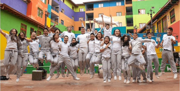 Educational Parks for Youth, Antioquia (Departement), Colombia