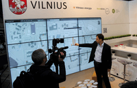 Interactive Energy Classification Map, Vilnius, Lithuania