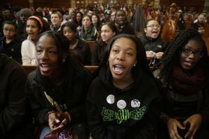 Youth Lead the Change: Participatory Budgeting Boston