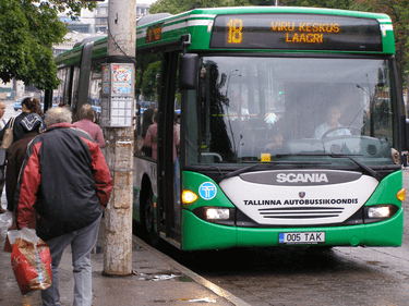 Free Public Transport in Tallinn