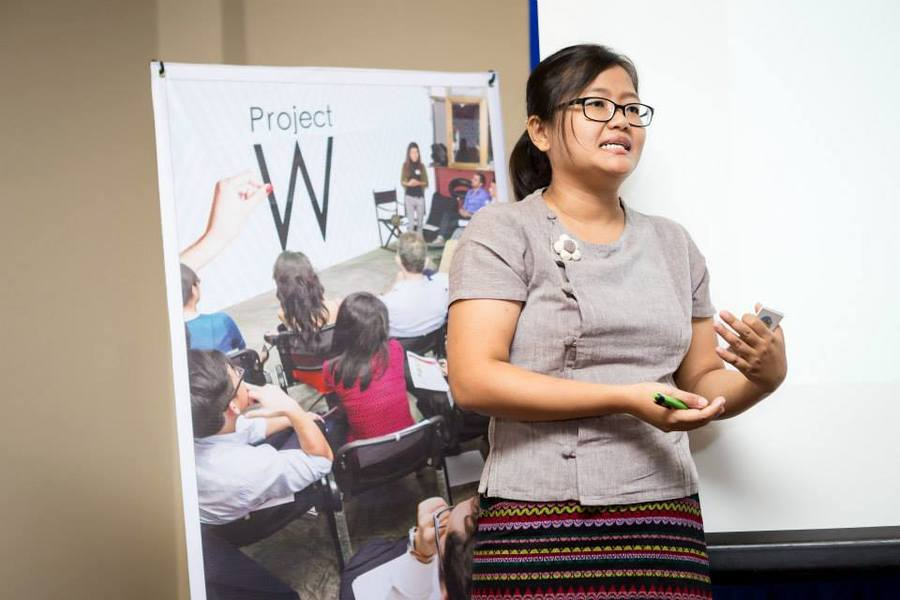 Project Hub Yangon, Myanmar's first start-up incubator, Yangon (Rangoon), Myanmar