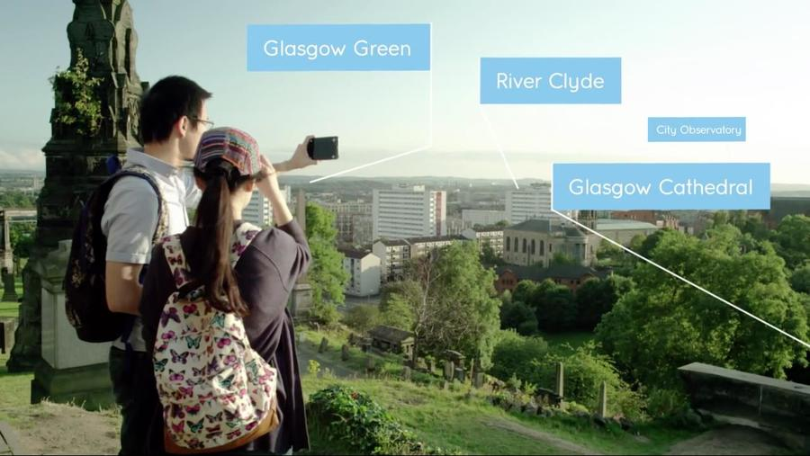 OPEN Glasgow – City Data Hub, Glasgow, UK