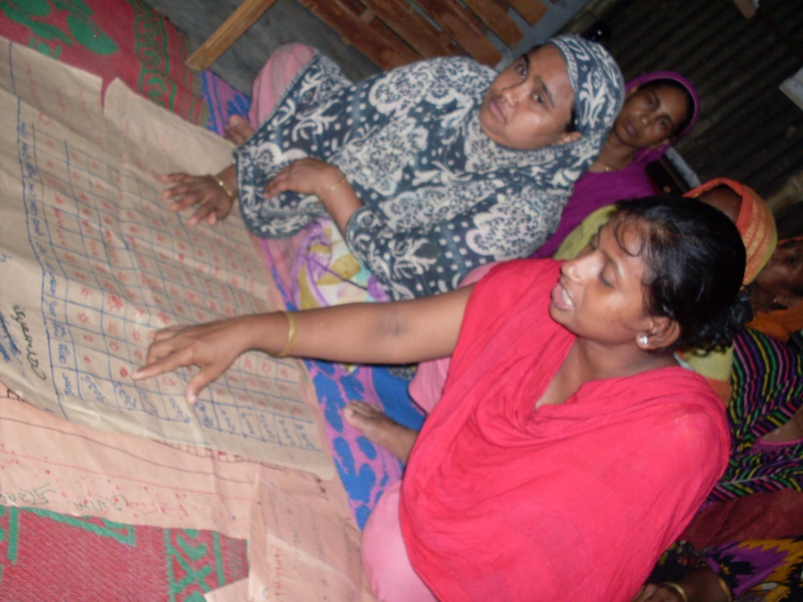 Community Resilience through Women Leadership, Dhaka, Bangladesh