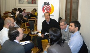 Buenos Aires City's Collaborative Roundtable for Innovation and Creativity