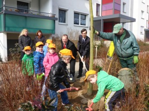 Planting with Children