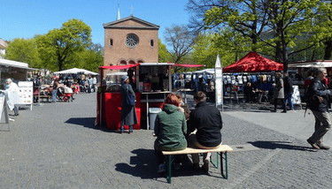 Redesigning the Leopoldplatz Square