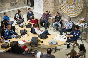 La Colaboradora: a P2P co-working space promoting collaborative economy