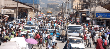 Development of a sustainable transport system in Addis Ababa