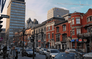 Sustainable Montreal plan