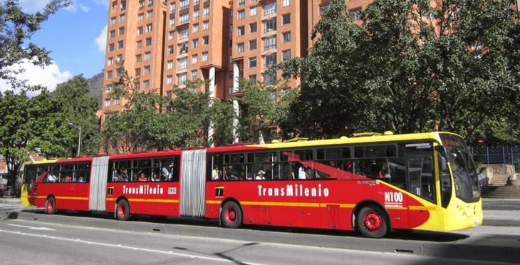 Transmilenio Bus Rapid Transit System