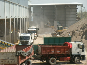 Arid Waste Recycling Plant