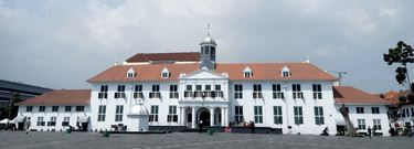 Revitalizing cultural heritage in Jakarta's historic Kota Tua neighborhood