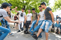 Jugendcollege: training and education for young migrants in Vienna, Austria
