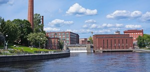 Tampere: from linear to circular bio-economy