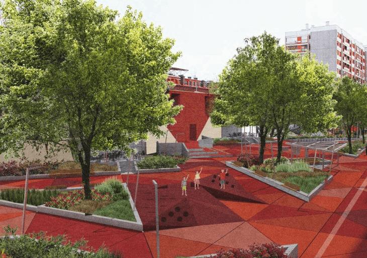 Zargreb For Me Revitalisation Of Public Spaces In Zagreb