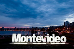 city of Montevideo
