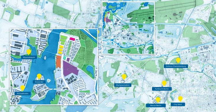 Future development in the real laboratory until 2025