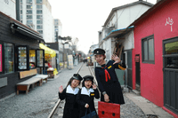 Gunsan City's Old Downtown Regeneration Project: railroad village