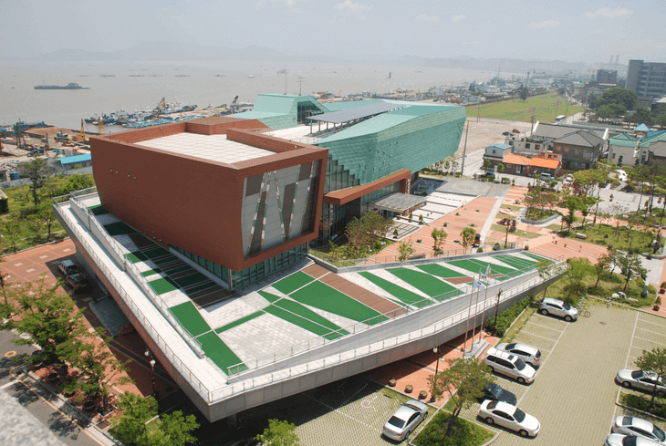 Gunsan City's Old Downtown Regeneration Project: History Museum