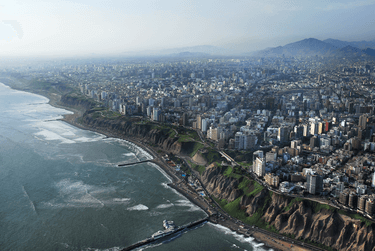 The Lima Ecological Infrastructure Strategy (LEIS)