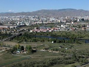 Ger-area Upgrading Strategy and Investment Plan for Ulaanbaatar