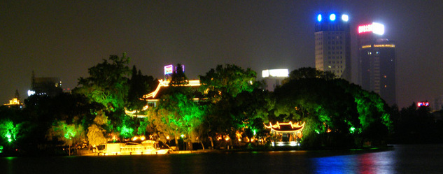 View of Jiaxing
