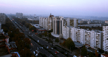Urban Development Strategy for the City of Chisinau