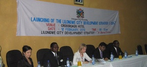 preparation of the City Development Strategy