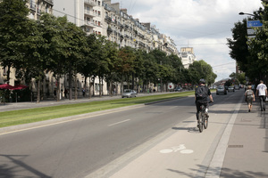 Urban Transport Plan for the Ile-de-France Region