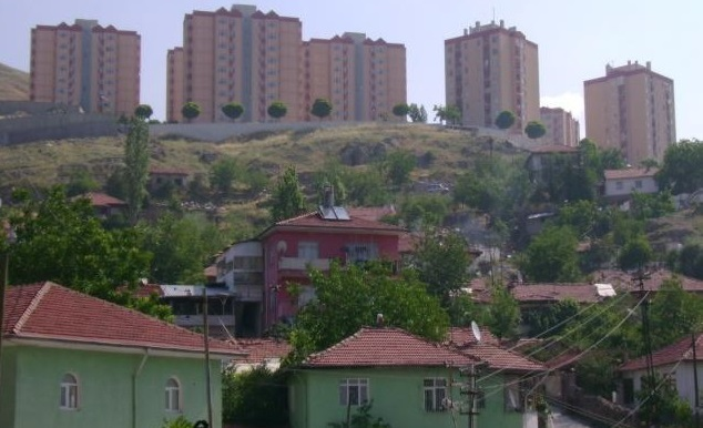 Improving the Quality of Life in a Disadvantaged Neighbourhood, Ankara