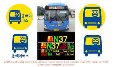 Seoul Night Bus based on Big Data Technology