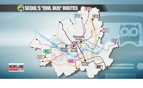 Owl Bus Based on Big Data Technology