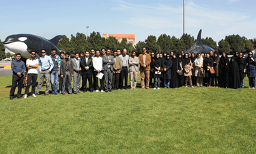 Young Consultants Group of Municipality of Mashhad