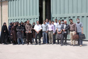 Visit of Recycling Factory