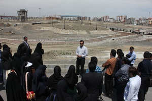 Visit of Urban Project