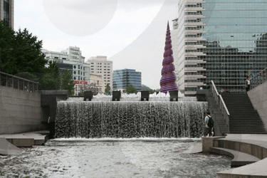 Seoul Urban Renewal: Cheonggyecheon Stream Restoration