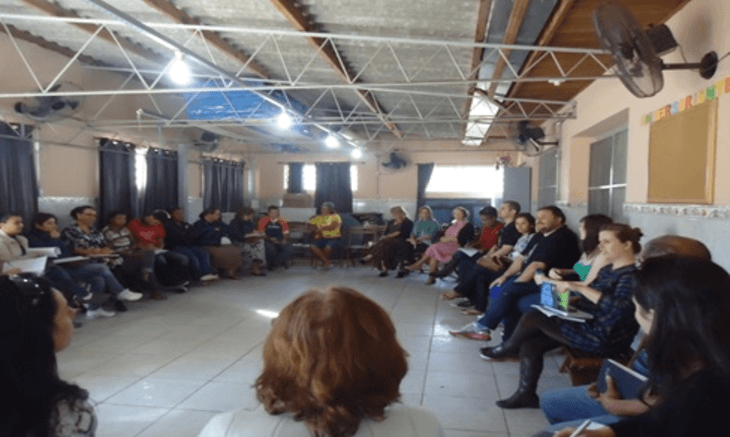 Local Solidarity Governance and participation process