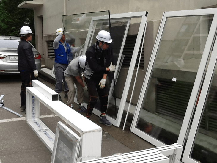 Window Insulation for Building Retrofit Project (BRP)